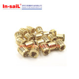 China Fastener Supplier M6 Brass Insert Fittings pour Apple Watch