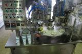 クリーム、芸術家のペンキ、軟膏のための折りたたみアルミニウム管の詰物そしてシーリング機械