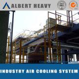 Refrigerador de ar usado para o petróleo, industrial, químico, a metalurgia etc.