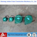 Используемая конструкцией электромагнитная вибромашина стены