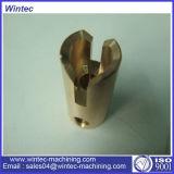 ステンレス鋼の精密機械装置CNCの部品