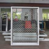 Het Venster van het Blind van het Glas van het aluminium met de Inbreker Netto Kz227 van het Roestvrij staal