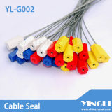 Number와 Logo (YL-G002)를 가진 콘테이너 Cable Seal
