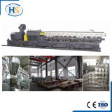 Chaîne de production en aluminium de pipe/panneau dans la machine jumelle en plastique Tse-95A de boudineuse à vis