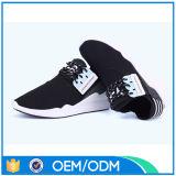 Lacer vers le haut les chaussures de course d'air unique épais, chaussures maximum de sport pour les hommes