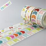 Ofrecer diseño de la impresión del papel de arroz Janapese Cinta de enmascarar