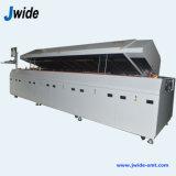 8 streek SMT Reflow Soldering Oven voor EMS Factory