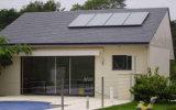 Chauffe-eau solaire à haute résolution à haute efficacité pour la piscine