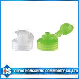 tampão aberto fácil da parte superior da aleta de 16mm mini para o frasco plástico