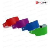Бирка полосы вахты браслета Wristband карточки безконтактная RFID PVC рождества