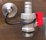 Heißes verkaufenstandard-Ausbohrungs-Messingbier-Ventil (YD-3011)