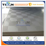 Scheda decorativa del soffitto del gesso del PVC del peso specifico di disegno di schiocco