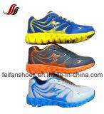 Sapatas dos esportes dos homens respiráveis do projeto o mais atrasado, sapatas atléticas dos calçados, sapatas Running da venda por atacado