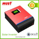 높은 Efficiency 4kVA DC48V에 Solar System를 위한 AC 230V Pure Sine Wave Solar Inverter