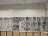 Gafas de sol plásticas unisex de la marca de fábrica de la manera con la lente polarizada