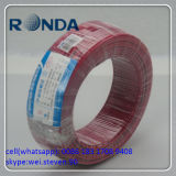 赤いLSZH電気ワイヤー300/500V 10 Sqmm