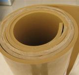 Folha resistente e resistente ao calor do ácido e do alcalóide de FKM da borracha