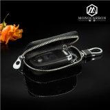 Alto monedero verdadero de lujo superventas del bolso de la fibra del carbón