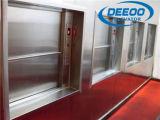 Tipo elevador de la ventana de la capacidad del Dumbwaiter