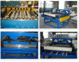 prix bon marché de machine de découpage en métal de plaque en acier de 0.2-1.2mm