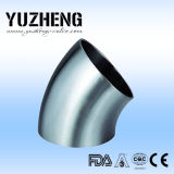 Yuzheng DIN Sanitary Tee pour Dairy Industry