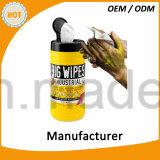 Легко и быстро для грубой работы промышленной намочите Wipes