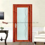 Алюминиево Термально-Сломайте дверь Casement с фикчированным стеклом (FT-D70)