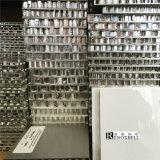 Dekoratives kundenspezifisches Aluminiumbienenwabe-Panel für Aluminiumfassade