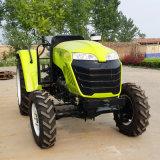 Snow Blade/Front Loader를 가진 John Deere Hx504 4WD Tractor