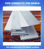 Multi Portstrangpresßling-flaches Aluminiumgefäß