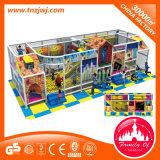 Apparatuur van de Speelplaats van het Labyrint van het Thema van de Wildernis van jonge geitjes de Binnen