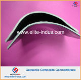 200g 1.0mm 200g HDPE Composite Smooth Geomembrane и Geotextile