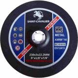 Roda de moedura para o metal/aço 9 ' x1/4'x7/8