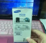 fone de ouvido auxiliar da em-Orelha de 3.5mm para Samsung com telecontrole e Mic HS330