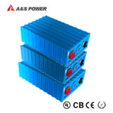 Navulbare de Batterijcel LiFePO4 LFP van het Fosfaat 3.2V 100ah van het Ijzer van het lithium