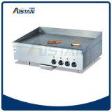 平らな炊事道具の版が付いている例えば36電気グリドル
