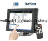 8 Zoll VGA-Monitor mit mit Berührungseingabe Bildschirm