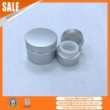 Kosmetische Kruik van de Steekproef van de douane de Mini Kleine met de Kappen van het Aluminium