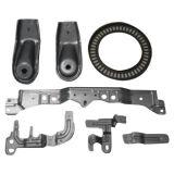 高精度の金属の部分ステンレス製の鋼鉄ホールダーかサポートブラケット金属によって機械で造られる部品