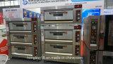 Horno eléctrico de las ventas 3 de Hongling de la bandeja caliente de la cubierta 6