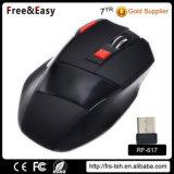 Nuovo mouse ricaricabile senza fili di gioco 2.4GHz 7D
