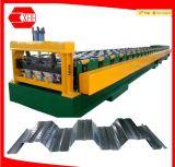 Rodillo de la placa de soporte del suelo que forma la máquina