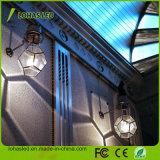 Dimmable A60 E27 8Wは白いエジソンLEDのフィラメントの球根ライトを暖める