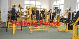 적당 장비, 바디 건물 기계, 체육관, 망치 힘, 자리가 주어진 팔 컬 (HS-4018)