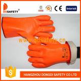 Ddsafety 2017 Gant en mousse PVC en PVC gant de sécurité résistant aux produits chimiques