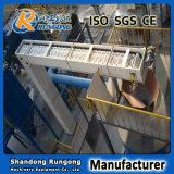 Ascenseur à chaîne à godets à grande capacité pour charbon / pierre