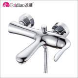 Beautiful Shape High Quality Single Handle Tall Washbasin Faucet