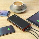 Easyacc 15000mAh externe Batterieleistung-Bank für Gaststätte