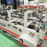 Automatische Faltblatt Gluer Maschine für Karton-Kasten (CA-800PC)