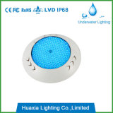 40W Resina Filled Surface montado Flat Underwater Pool Light